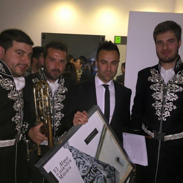 Con Angustias de Alcalá la Real